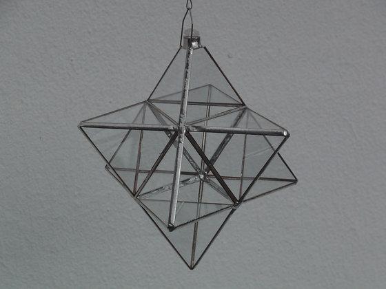 Prisma d´Água Merkabah Pequeno