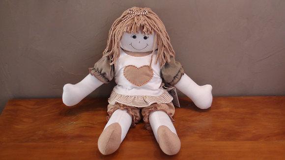Boneca Gabi