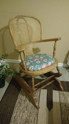 Cadeira de Balanço - Raridade