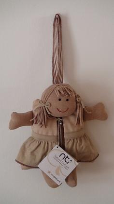 Boneca necessaire Lely