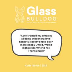 Glass Bulldog review Katie 2018