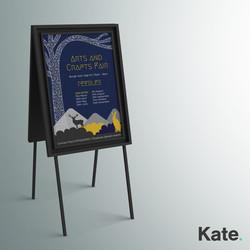 Peebles Arts Fair - Poster