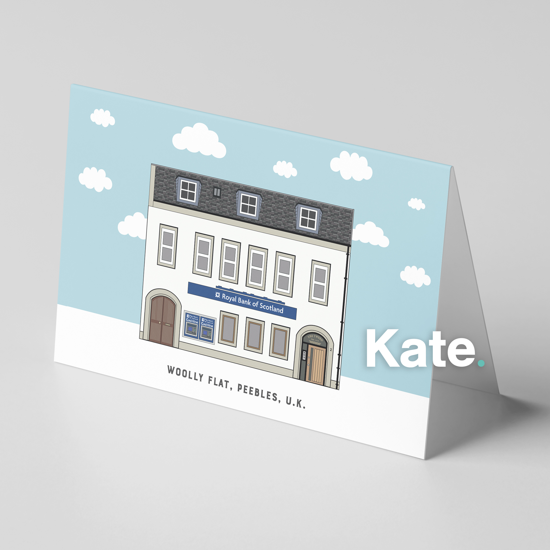 Bespoke Greeting Card