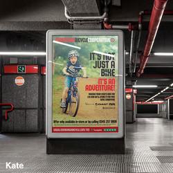 Edinburgh Bicycle Cooperative - Digital advertising