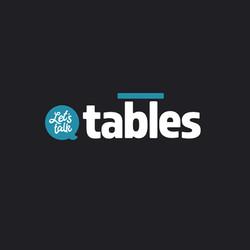 Let's talk tables logo