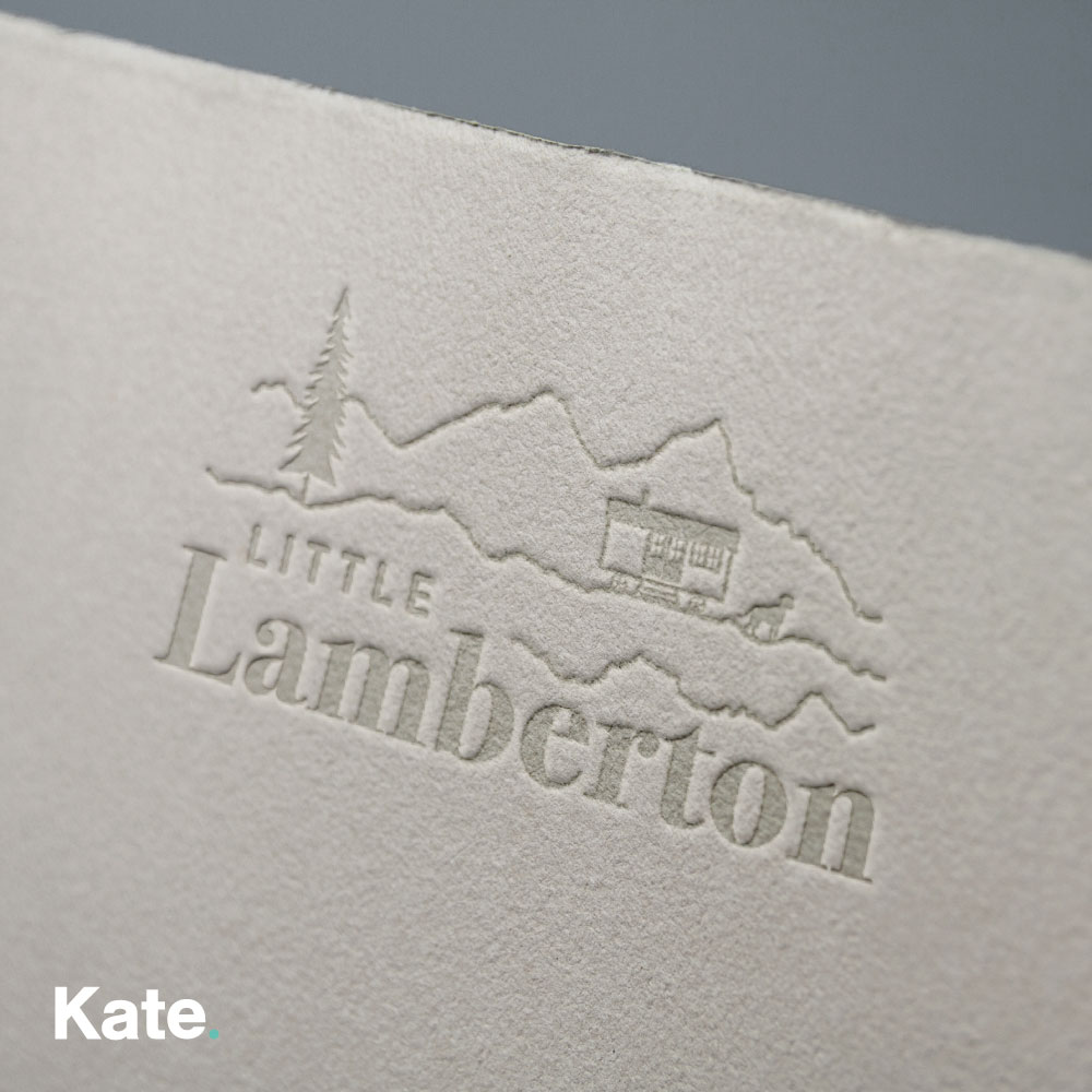 Little Lamberton - Headed paper