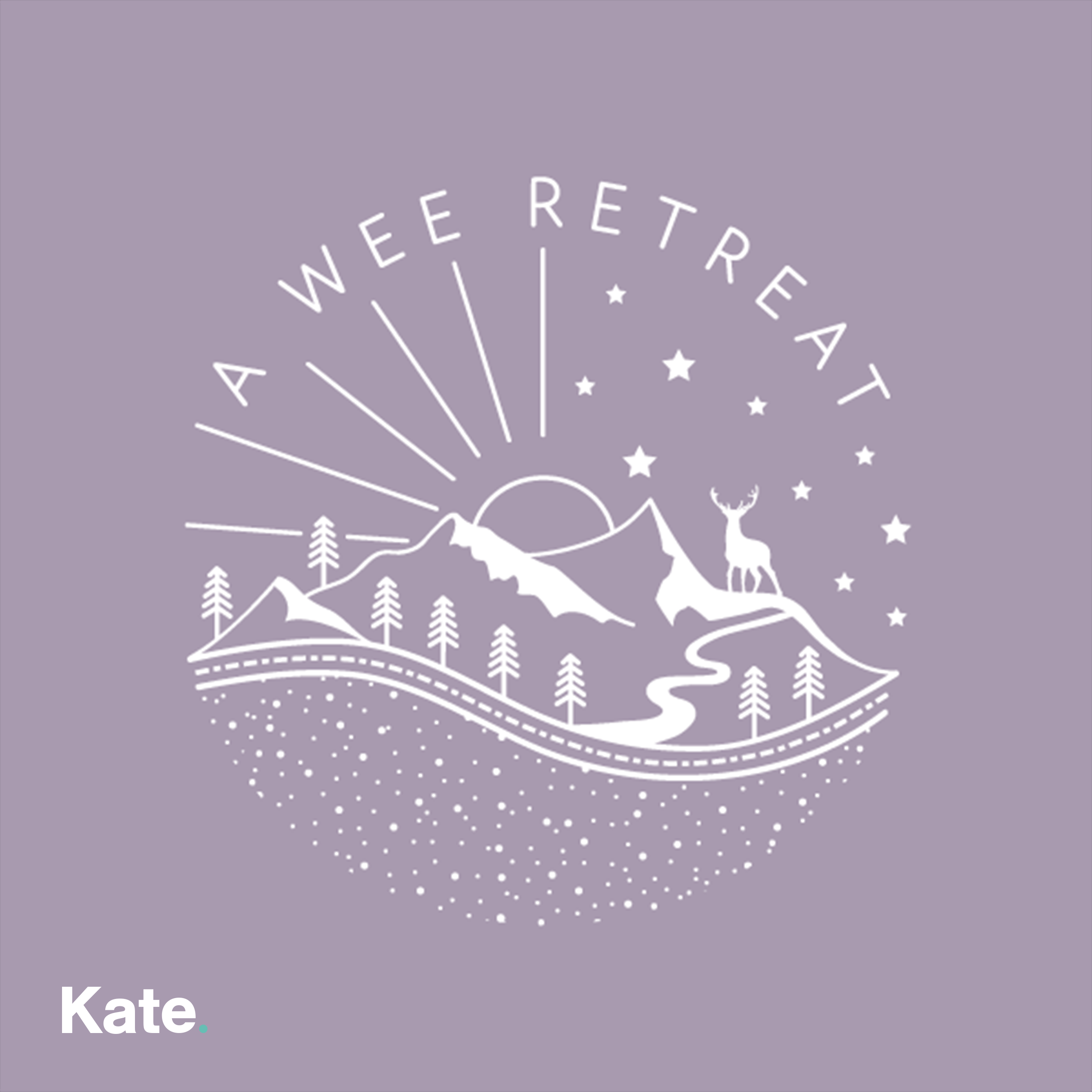 A Wee Retreat Logo