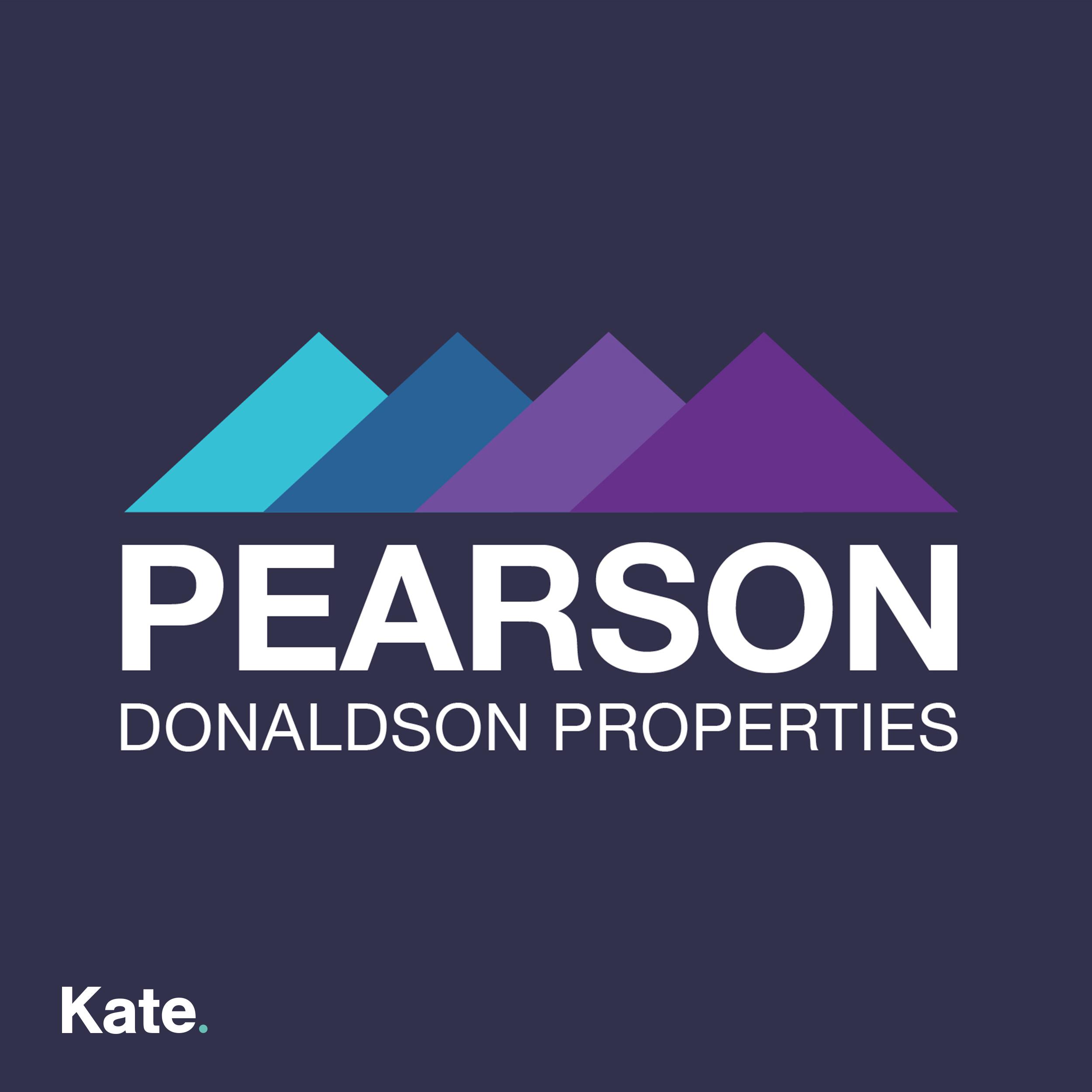 Pearson Donaldson Properties Logo