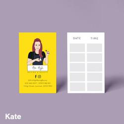 Aim High - Business cards