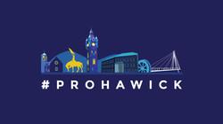 Project Hawick - digital graphic