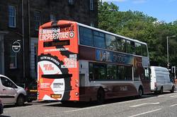 Edinburgh Bicycle Cooperative - Bus livery