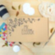 My Eco Box branding