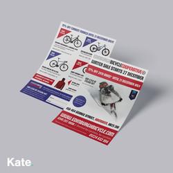 Edinburgh Bicycle Cooperative - Flyer