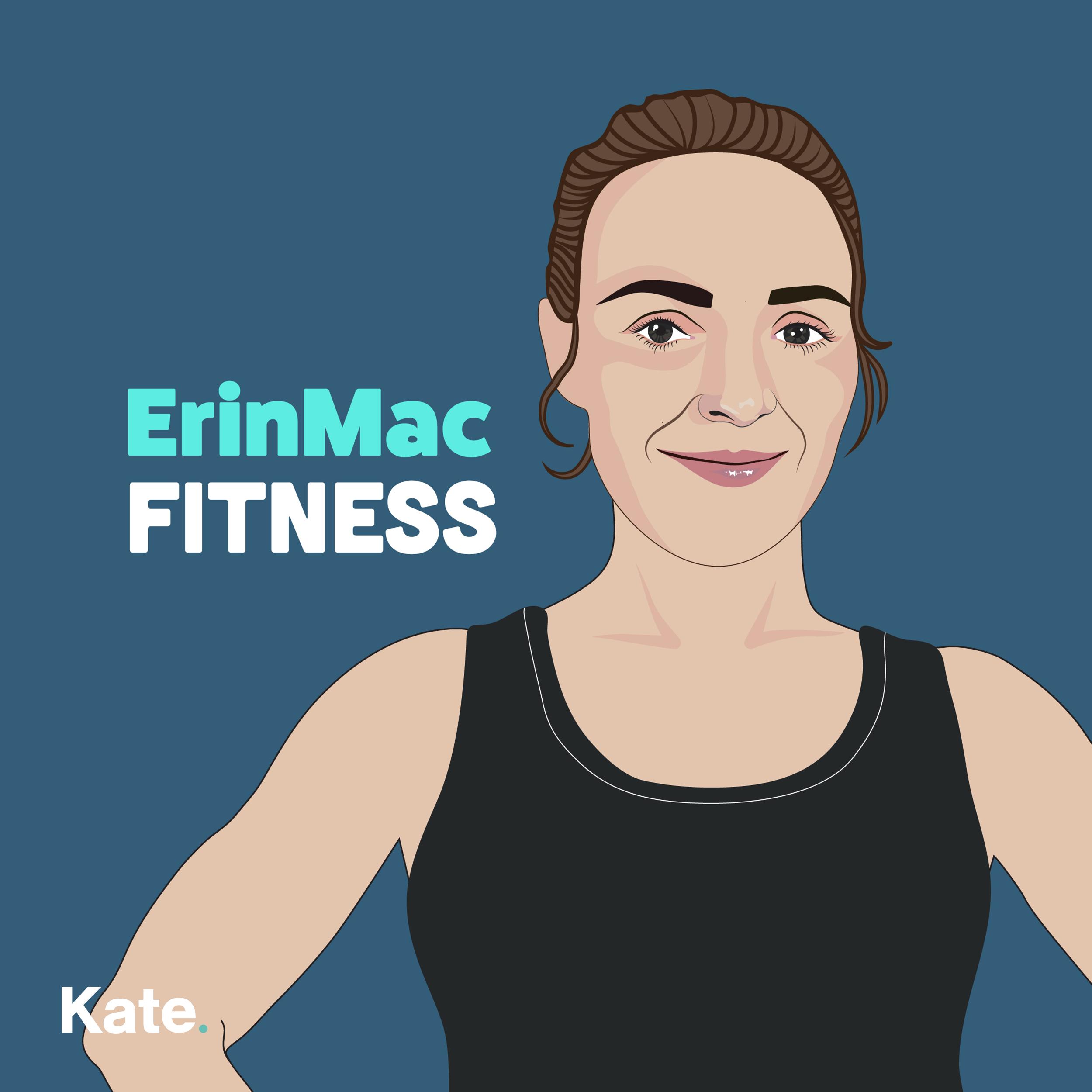 ErinMac Fitness Logo
