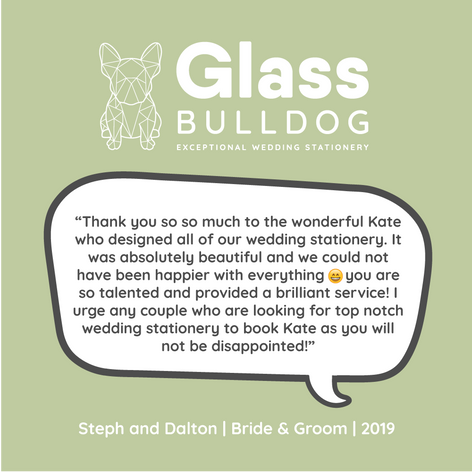 Glass Bulldog review Steph 2019