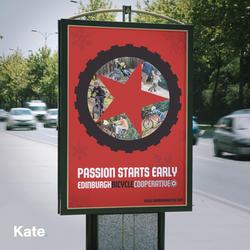 Edinburgh Bicycle Cooperative - Poster