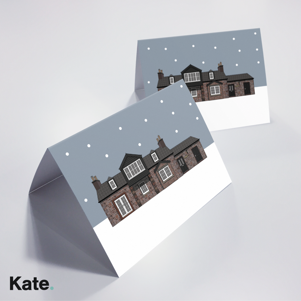 Bespoke Christmas card