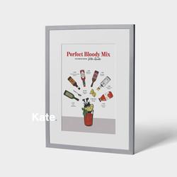 Bespoke recipe artwork