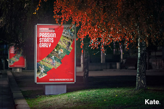 Edinburgh Bicycle Cooperative Advertisin