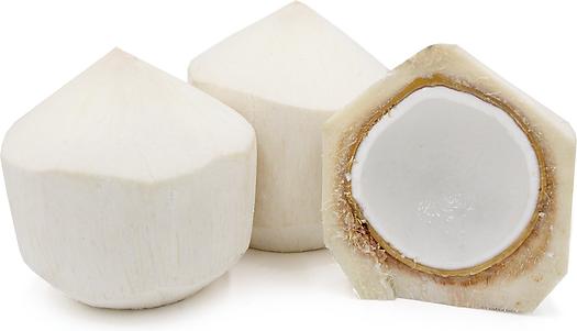 Thai Coconuts - White Coconuts