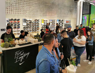 Nike event Coconuts
