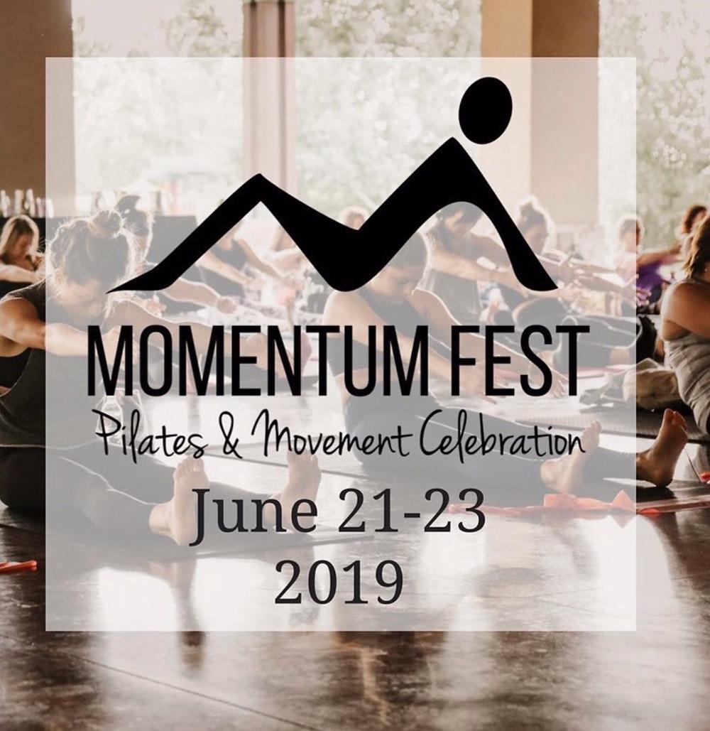 Momentum Fest !! Join me!