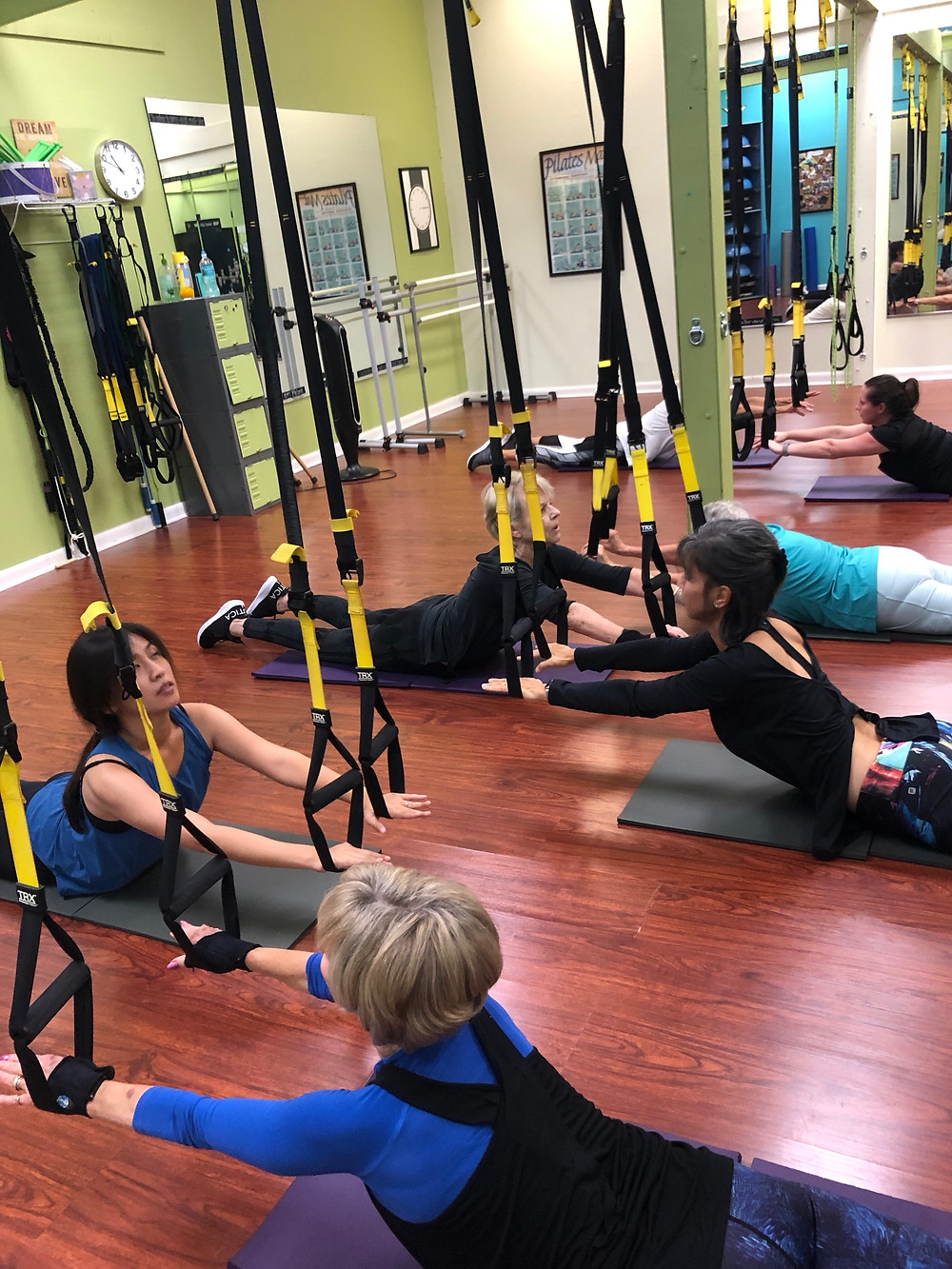 TRX Classes at PCoV