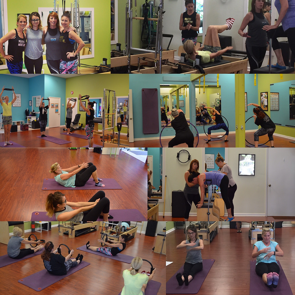 Pilates Day Pics..#pilatesnerds #pcov
