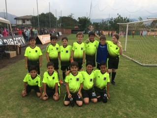 Primeros partidos Copa Cumbaya 2016