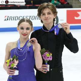 Pewter Medal at the 2019 Nationals