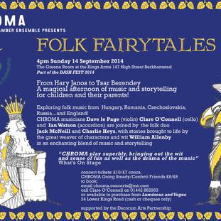 Folk Fairytales