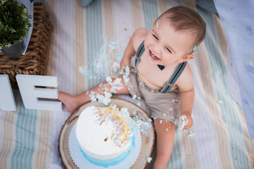 Servizio Smash Cake