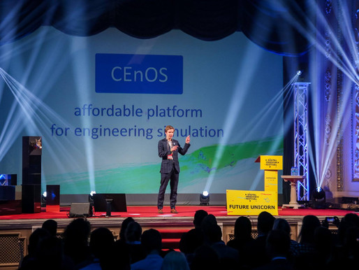 CENOS raises 362'000 euros from the U.S. and European VCs and business angels for further growth