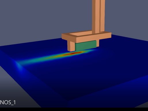 Preheating of substrate for DED and laser cladding processes