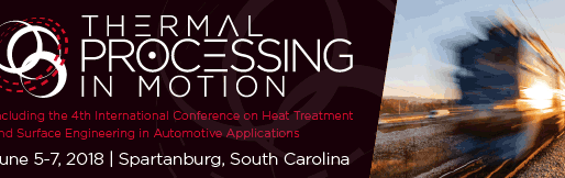 """Thermal Processing in Motion"" Conference"