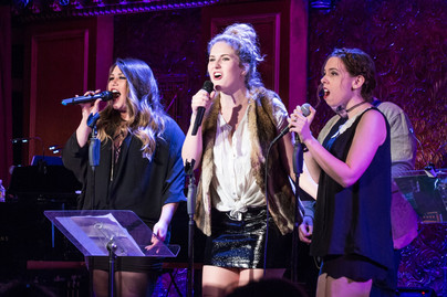Bitching and Belting @ 54 Below