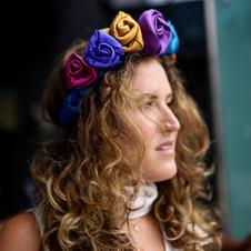 Rooey flower crown