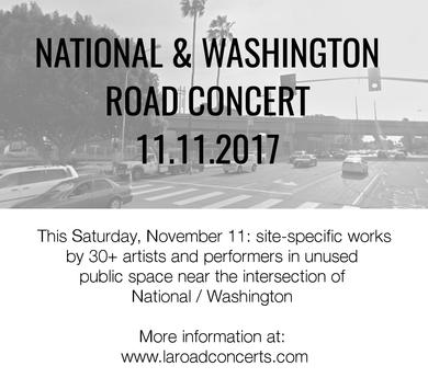 L.A. Road Concerts, 2017