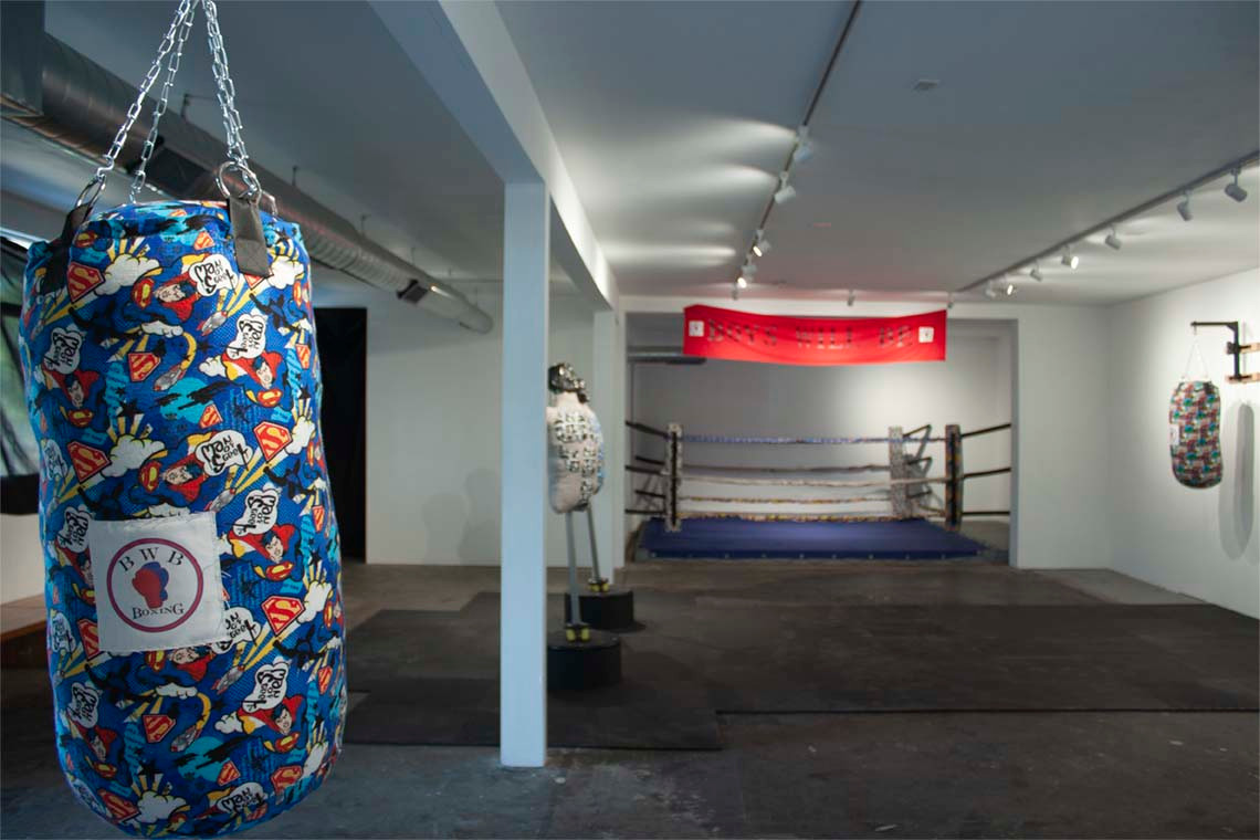 Boys Will Be Boxing Co. Gym