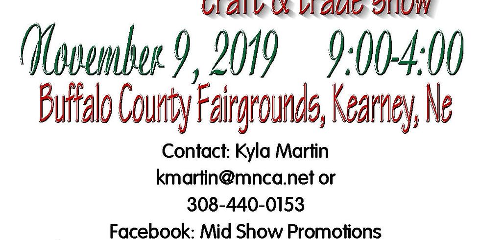 Kearney Holiday Splendar Craft Fair