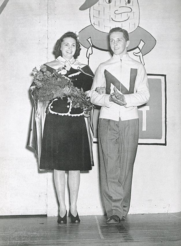 Homecoming 1943