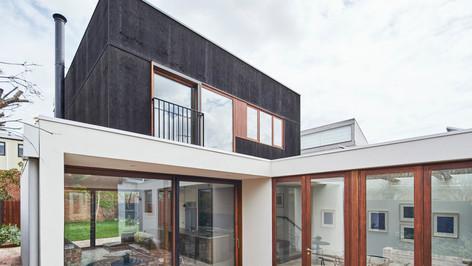 Clifton Hill House - Lift & Slide, IV40 Entry Doors