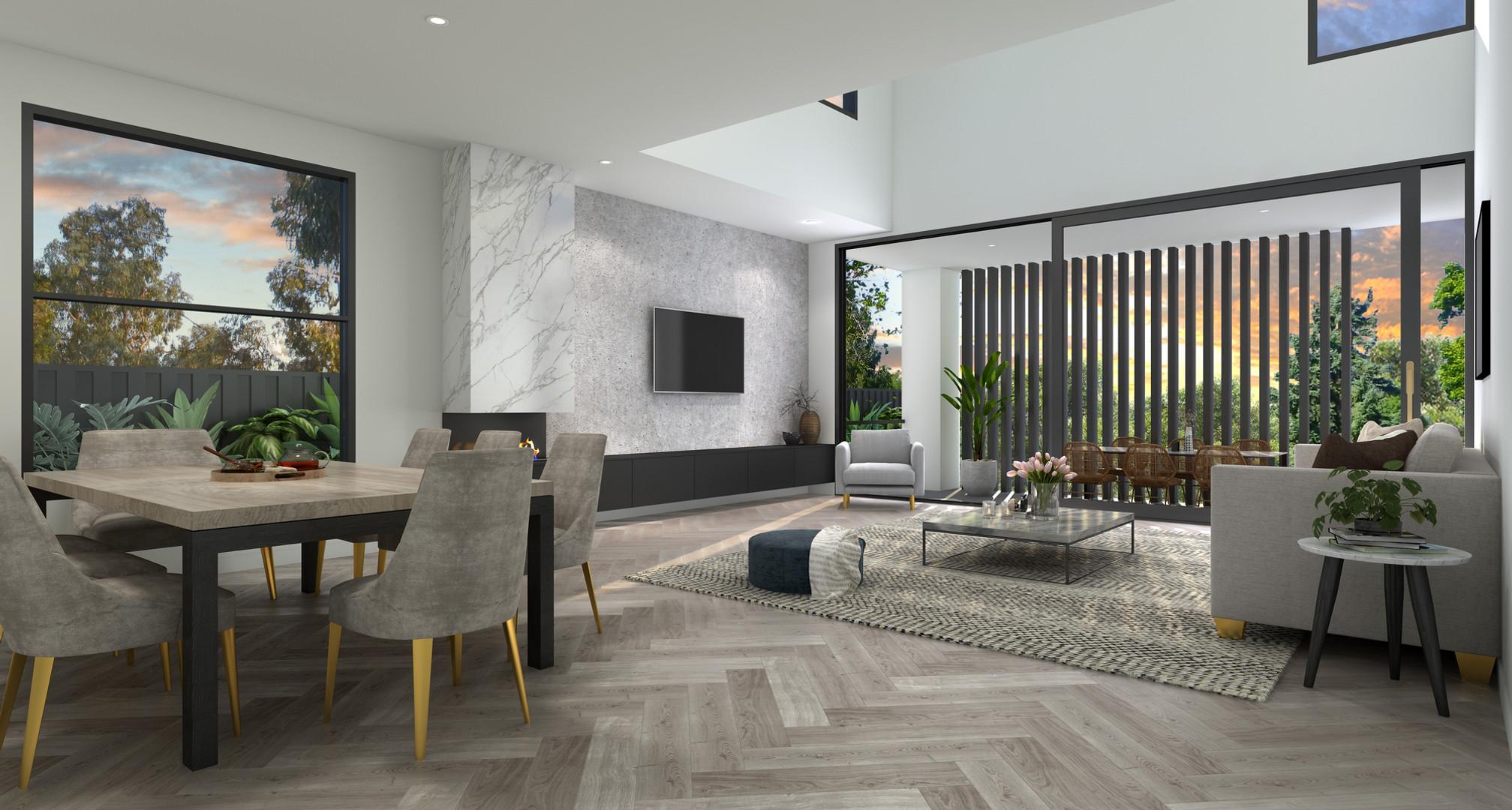 Ground Floor Living