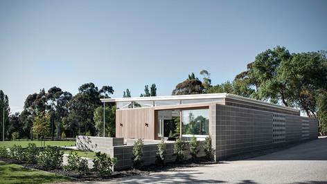 Kinley-Cricket-Club_Winter-Architecture_