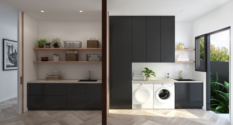 Butlers Pantry   Laundry