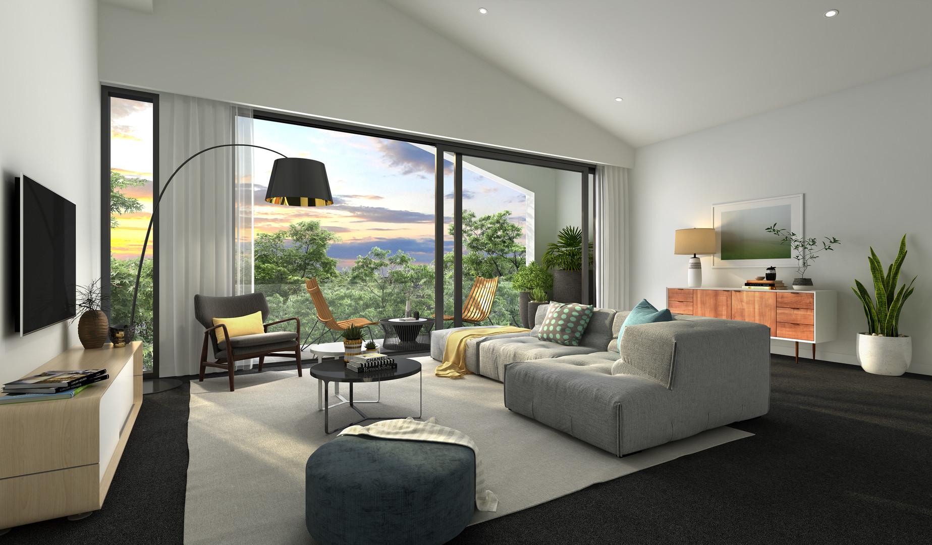 First Floor Living