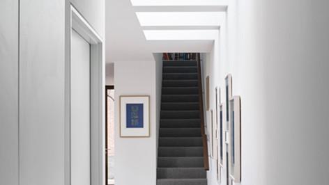 Clifton Hill House - Hallway