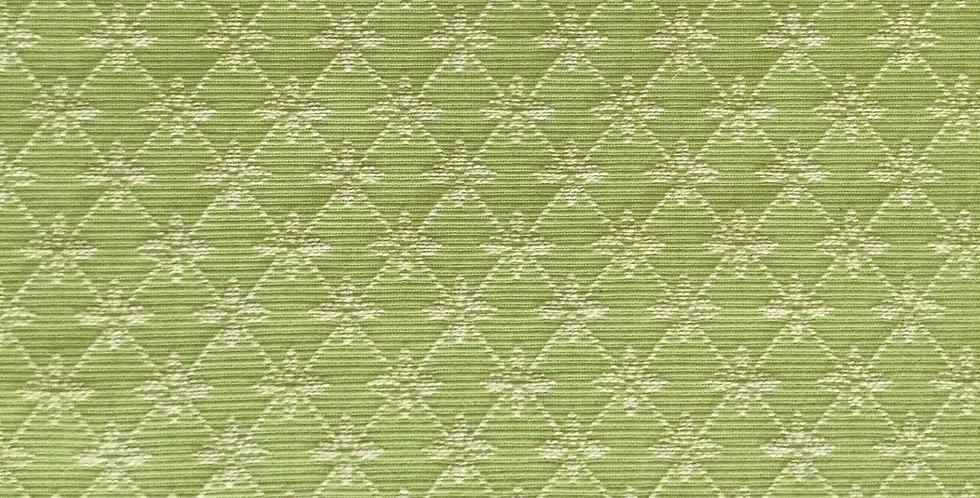 Green Trellis Embroidery