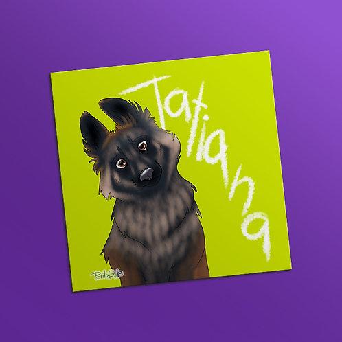 Tatiana ♥ limited edition