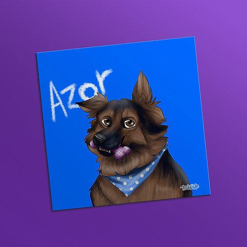 Azor ♥ limited edition